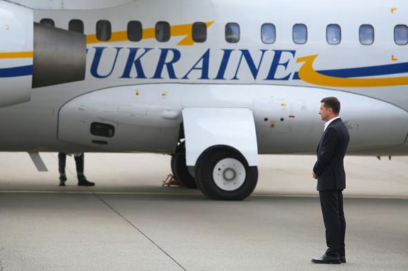 Как на Зеленский встретил украинцев освобожденных Россией