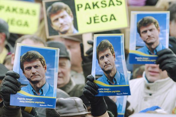 Фото:Mindaugas Kulbis/AP
