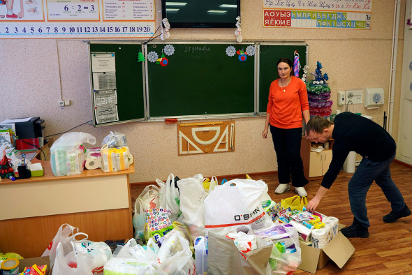 Фото:Олег Елкин / РИА Новости