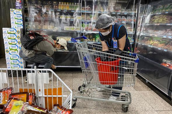 Фото:Ng Han Guan / AP