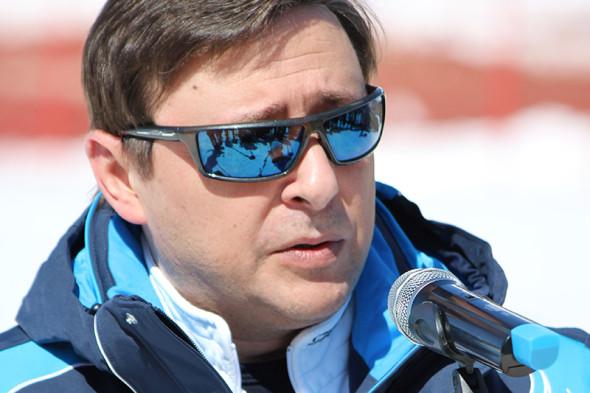 Фото:Пресс-служба ОАО «Курорты Северного Кавказа»/ТАСС