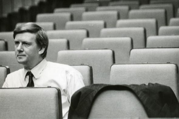 Первый заместитель председателя исполкома Ленсовета, главный экономический советник мэра Ленинграда Анатолий Чубайс, 1990 год