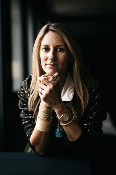 Каролина Буччи, итальянский ювелир