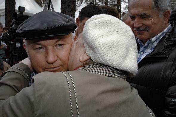 Мэр Москвы принял участие в общегородском субботнике в Измайловском парке