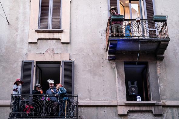 Фото:Valeria Ferraro / SOPA Images via ZUMA Wire / ТАСС