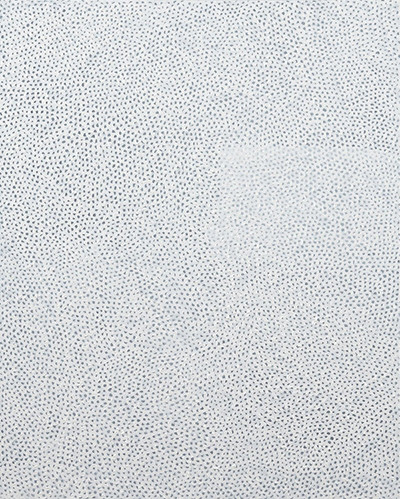 Яёи Кусама. «Белый №28»
