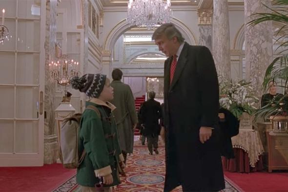 Фото:кадр из фильма «Один дома 2: Затерянный в Нью-Йорке»