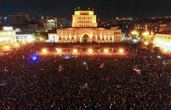 Фото: Davit Abrahamyan / PAN Photo / AP