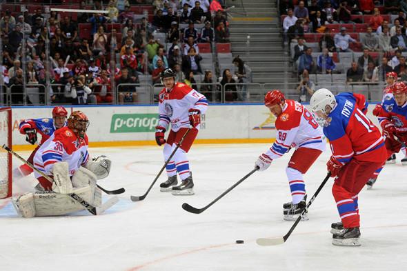 Фото: Mikhail Klimentyev/AP