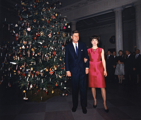 Фото:Kennedy Library Archives / Newsmakers / Getty Images