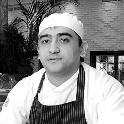 Санжар Мухиддинов, шеф-повар ресторана OXUS