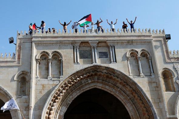 Фото:Muammar Awad / Reuters