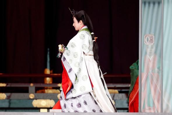 Императрица Японии Масако