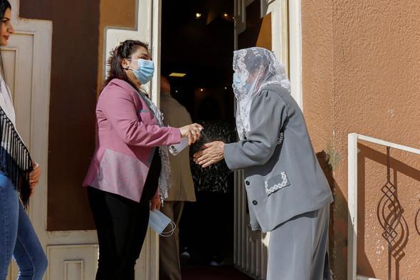 Фото:Khalid al-Mousily / Reuters