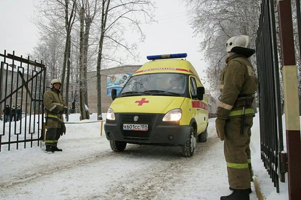 Фото:Сергей Федосеев / 59.ru / Global Look Press