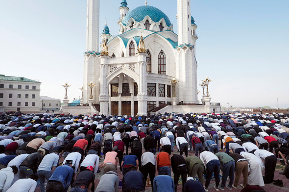 Мечеть «Кул-Шариф» в Казани