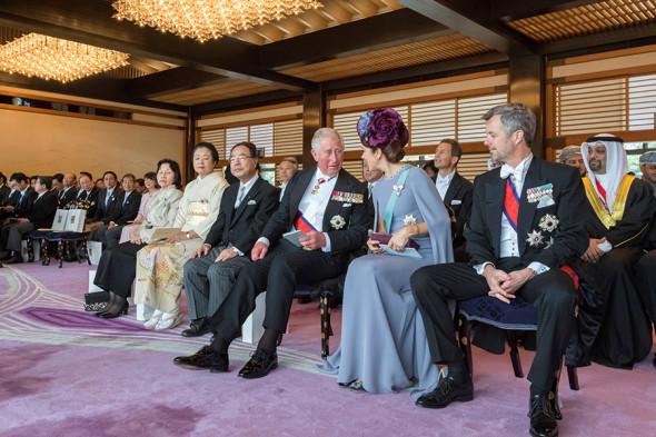 Фото:mperial Household Agency of Japan / Reuters