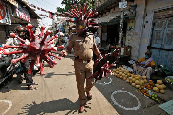 Фото: P. Ravikumar / Reuters