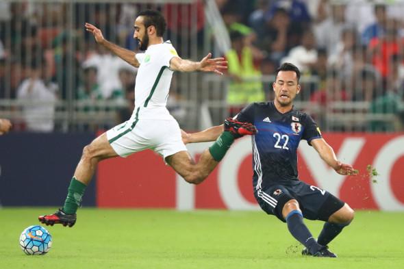 Саудовская Аравия, 2-е место в группе А азиатского турнира