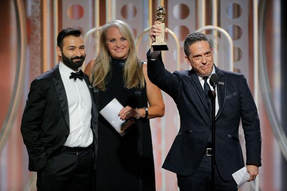 Фото:Paul Drinkwater / NBC / AP