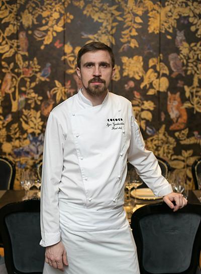 Игорь Гришечкин, шеф-повар ресторана «Кококо»