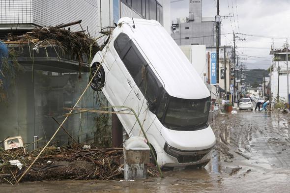 Фото: Kyodo via Reuters