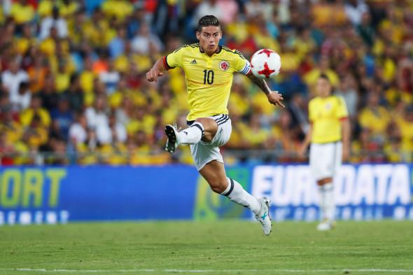 Колумбия, 4-е место  в южноамериканском турнире