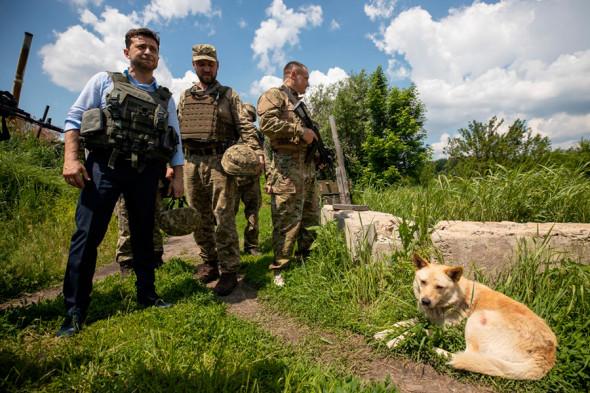 Фото:Ukrainian Presidential Press Office