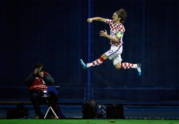 Хорватия, победа в стыковых матчах европейского турнира