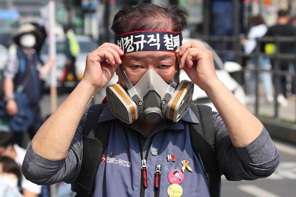 Фото: Yonhap / EPA / ТАСС