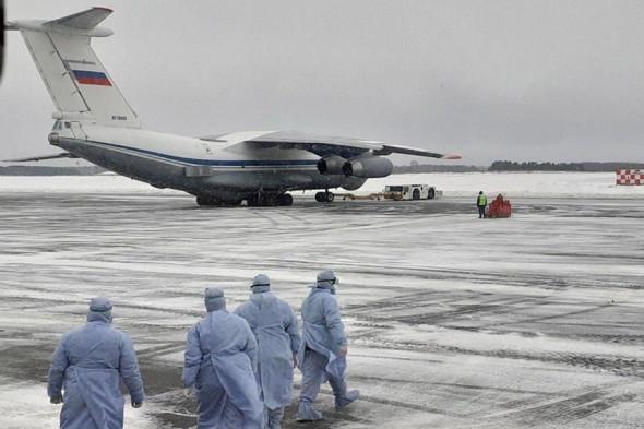 Фото:Оперативный штаб Тюменской области