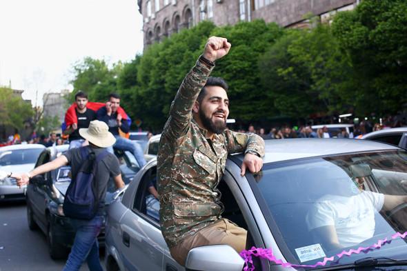 Фото:Hrant Khactaryan / PAN Photo / AP