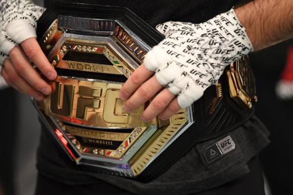 Фото:UFC / Twitter