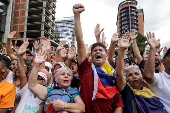 Фото:Boris Vergara / AP
