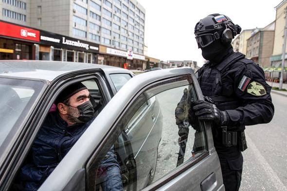 Фото:Муса Садулаев / AP