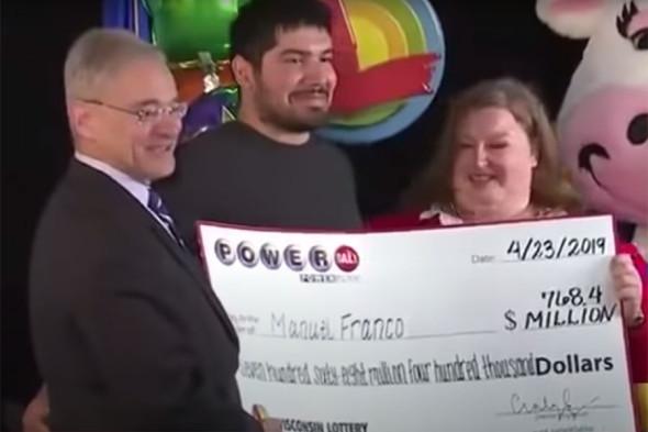 Фото:Lottery Post / Youtube