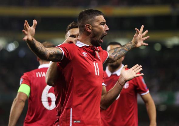Сербия, 1-е место в группе D европейского турнира