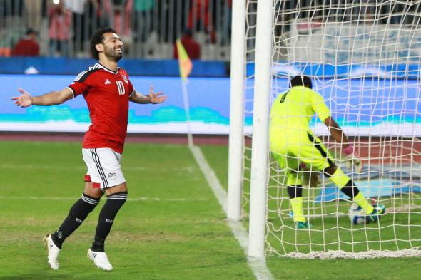 Египет, 1-е место в группе Е африканского турнира