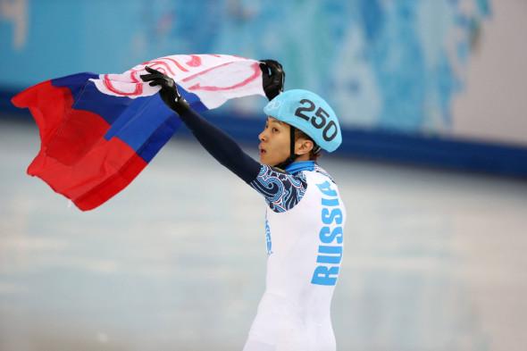 Виктор Ан (Корея/Россия)
