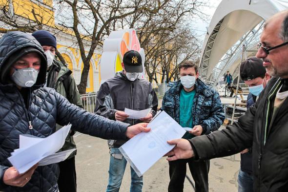 Фото:Александр Погожев / ТАСС