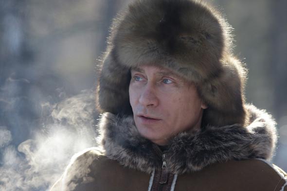 Владимир Путин, 2012 год
