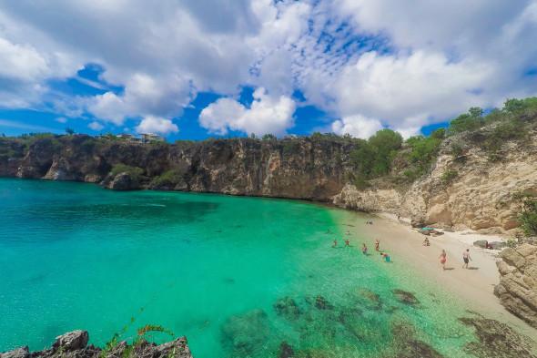 Бухта Little Bay, курорт ANI Private Resorts, Ангилья