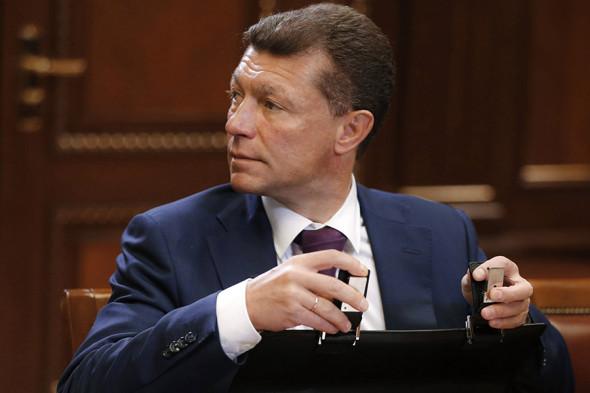 Фото:Дмитрий Астахов / РИА Новости