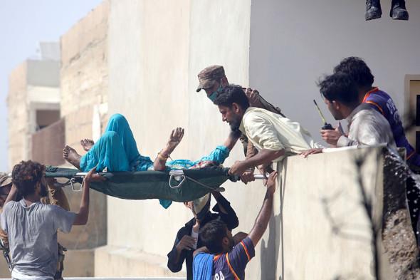 Фото: Fareed Khan / AP