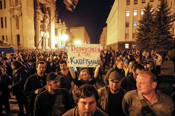 Фото: Сергей Долженко / EPA / ТАСС