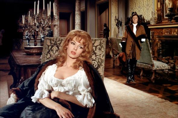 Кадр из фильма «Анжелика и король»