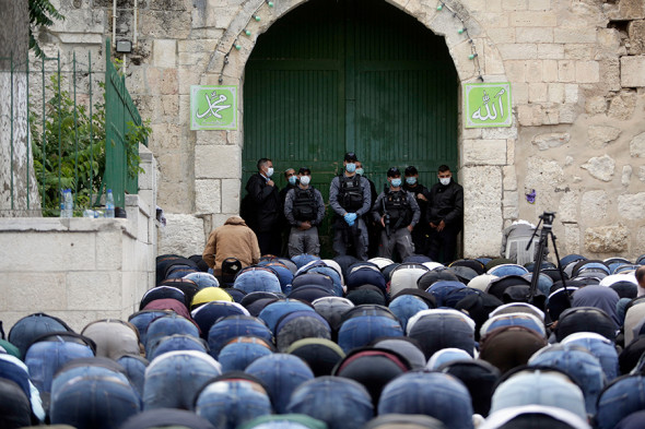Фото: Mahmoud Illean / AP