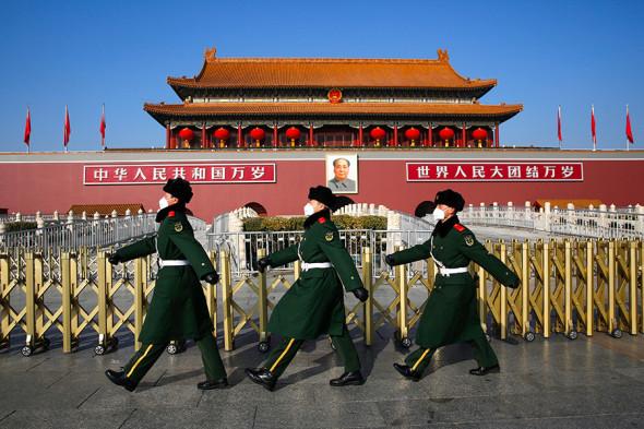 Фото:Wu Hong / EPA / ТАСС