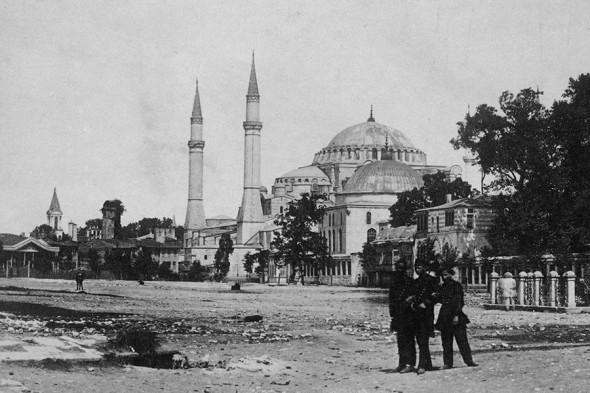 Снимок 1909 года