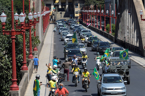 Фото:Washington Alves / Reuters